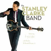 Stanley Clarke (Double Bass)/Stanley Clarke Band: The Stanley Clarke Band