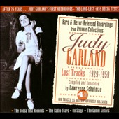 Judy Garland: Lost Tracks: 1929-1959 [Box]