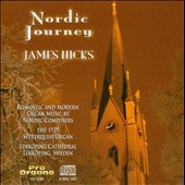 Nordic Journey / James Hicks, organ