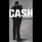 Johnny Cash: Legend [Box]