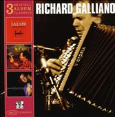 Richard Galliano: Passatori/New York Tango/Laurita