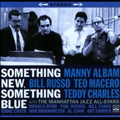 Manny Albam: Something New, Something Blue