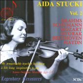 Violinist Aida Stucki, Vol. 2