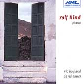 Sawer: The Melancholy of Departure;  Hoyland / Rolf Hind