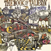 Deep Purple (Rock): The Book of Taliesyn