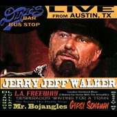 Jerry Jeff Walker: Live from Dixie's Bar & Bus Stop [Digipak] *