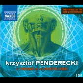 Penderecki: Symphonies & Other Orchestral Works / Antoni Wit [5 CDs]