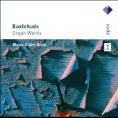 Buxtehude: Organ Works / Marie-Claire Alain, organ