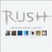 Rush: The Studio Albums 1989-2007 [Box Set] [Box]