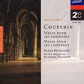 Couperin: Organ Masses / Peter Hurford