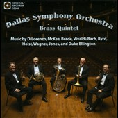Dallas Symphony Orchestra Brass Quintet plays DiLorenzo, McKee, Brade, Vivaldi, Bach, Byrd, Holst, Wagner, Ellington