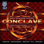 Conclave - Prokofiev: Ode to the End of War; Skrowaczewski: Music for Winds; Grantham: The Barons; Bernstein: Divertimento; Still: Summerland
