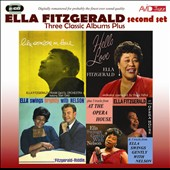 Ella Fitzgerald: Three Classic Albums Plus, Vol. 2