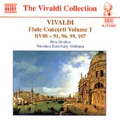 Vivaldi Collection - Flute Concerti Vol 1 / Drahos, et al