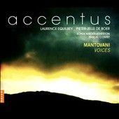 Bruno Mantovani (b.1974): 'Voices' / Pascal Contet, Sonia Wieder-Atherton. Accentus, conducted by Laurence Equilby and Pieter-Jelle de Boer