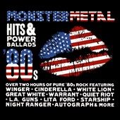 Various Artists: Monster Metal Hits & Power Ballads [10/2]