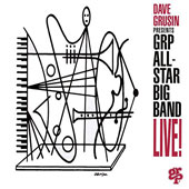 GRP All-Star Big Band: Live!