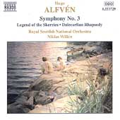 Alfvén: Symphony no 3, etc / Willén, Royal Scottish National
