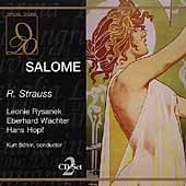 Strauss: Salome / B&ouml;hm, Rysanek, Hopf, W&auml;chter, et al