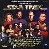 Various Artists: The Best of Star Trek, Vol. 2