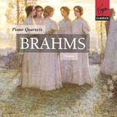 Brahms: Piano Quartets / Domus