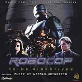 Original Soundtrack: Robocop: Prime Directives