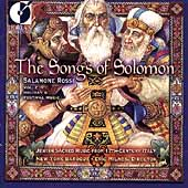 The Songs of Solomon, Vol. 2 - Jewish sacred music from 17th century Italy / Eric Milnes - New York Baroque