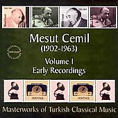 Mesut Cemil: Early Recordings, Vol. 1