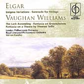 Elgar: Enigma Variations, etc;  Vaughan Williams: Fantasias