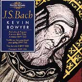 Bach: The Works for Organ Vol 3 / Kevin Bowyer