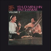 Ravi Shankar/Yehudi Menuhin (Violin): West Meets East, Vol. 2