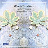 Ferrabosco: Consort Music / Rose Consort of Viols