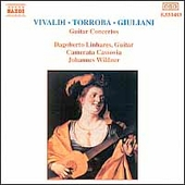 Giuliani, Torroba & Vivaldi: Guitar Concertos / Linhares