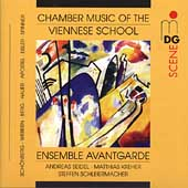 SCENE  Chamber Music of the Viennese School - Berg, etc