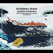 Searle: Complete Symphonies / Francis