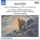 Haydn: Die Sch&ouml;pfung / Spering, Capella Augustina