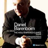 Bach: The Well-Tempered Clavier Book 2 / Barenboim
