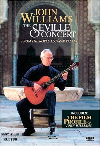 Guitarist John Williams / The Seville Concert / Andres Segovia, Paco Pena [DVD]