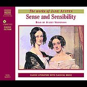 Juliet Stevenson: Jane Austen: Sense And Sensibility [Audio Book] *