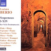 Berio: Sequenzas I-XIV