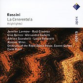 Rossini: La Cenerentola (Highlights)