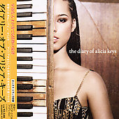 Alicia Keys: Diary of Alicia Keys [Import Bonus Track]