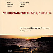 Nordic Favourites for String Orchestra / Stigmer, et al