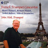 French Trumpet Concertos / Holt, Trevor, et al