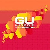 Various Artists: GU Mixed 2 (Unmixed Cd Dj Format)