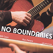 Bill Coon: No Boundaries *