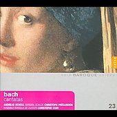 Bach: Cantatas / Scholl, Schlik, Coin, et al