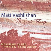 Matt Vashlishan: No Such Thing