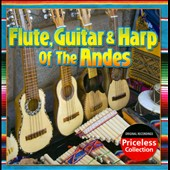 Various Artists: Flute, Guitar & Harp of the Andes