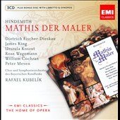 Paul Hindemith: Mathis der Maler / Kubelik